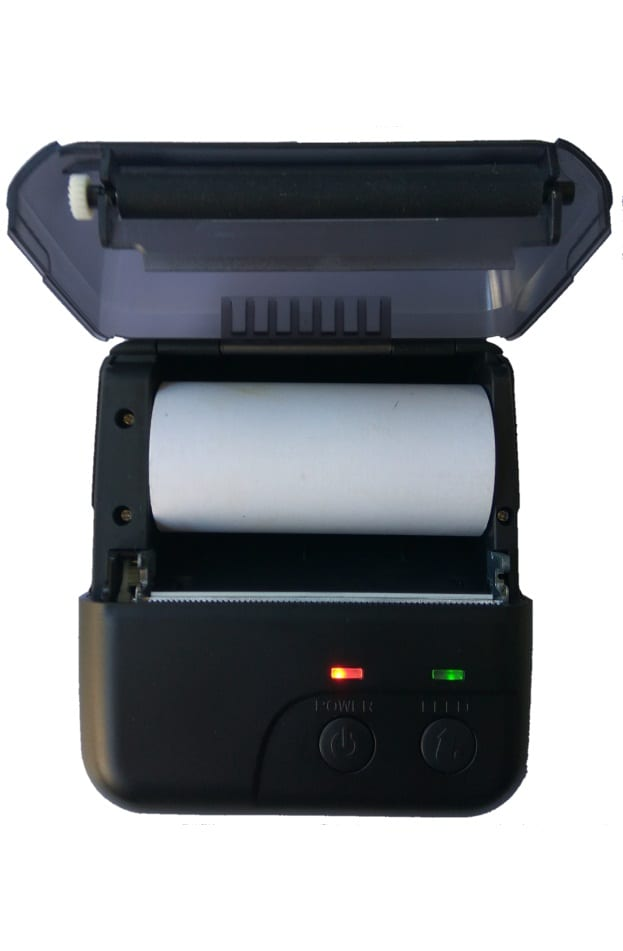 80mm pocket printer for android, Bluetooth thermal receipt