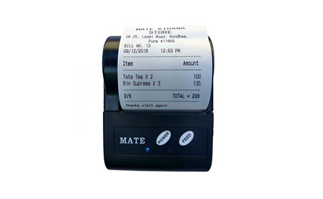 58mm Bluetooth Thermal Printer