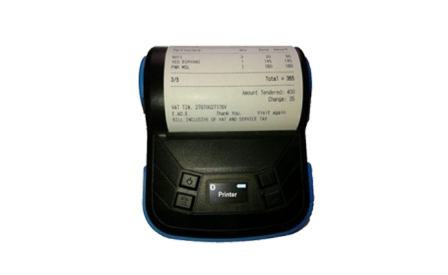 80mm Android + Windows thermal printer